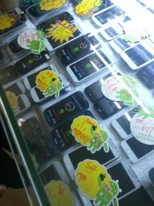 Clones de Smartphones